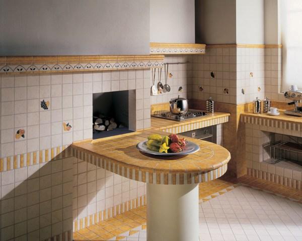 Spagna Giallo Ragno Ceramiche Addeo