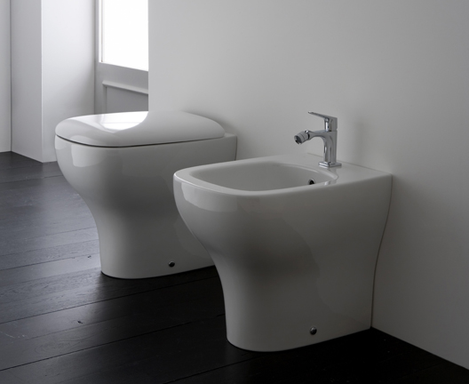 Grace wc terra ceramiche addeo - Sanitari bagno globo ...