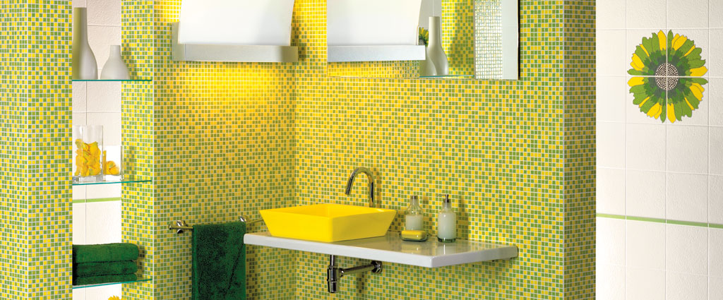 Absolute mosaico ceramiche addeo - Piastrelle colorate per bagno ...