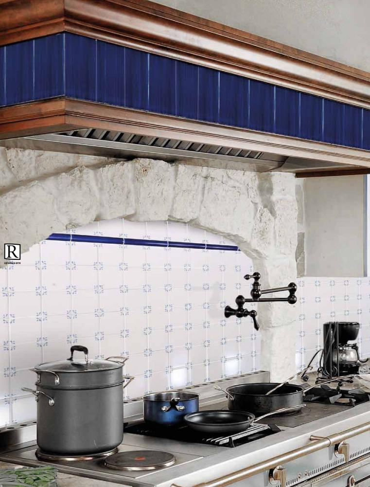 Classico vietri ceramiche addeo - Piastrelle vietri cucina ...
