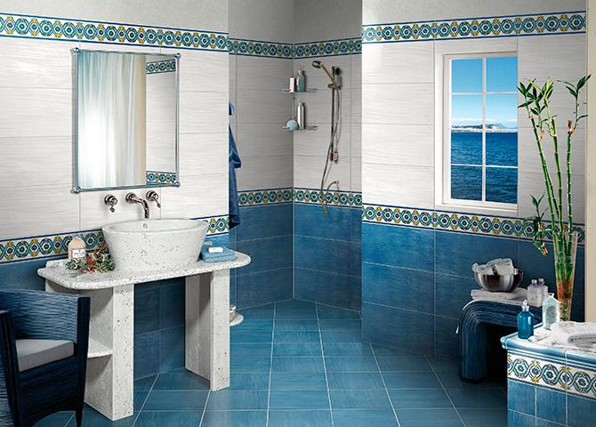 Cotto mediterraneo ceramiche addeo - Ceramiche bagno prezzi ...