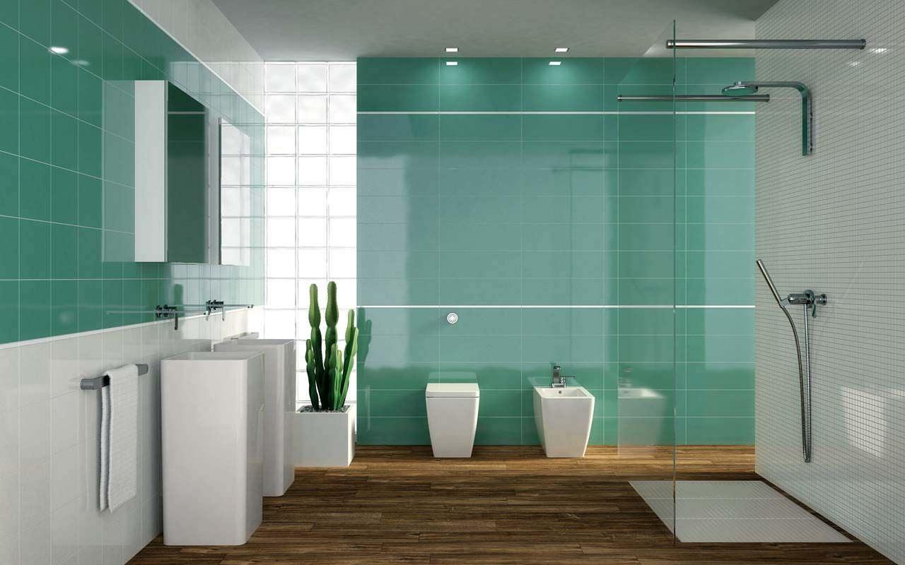 Rays ceramiche addeo - Carrelage salle de bain bleu turquoise ...