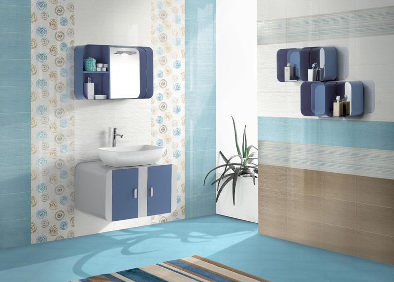Rivestimenti bagno colori pastello design casa creativa - Piastrelle bagno moderno prezzi ...