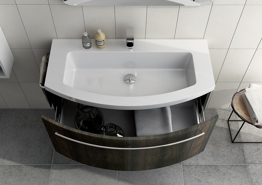 Gran tour mobili bagno u2013 idea dimmagine di decorazione