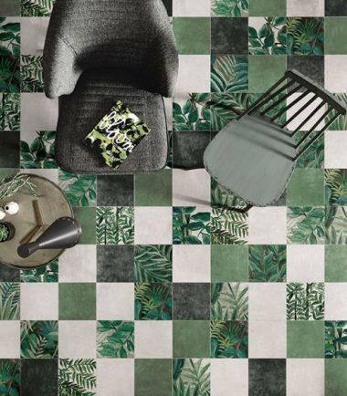 Ceramica-Fioranese_Fio.Clorofilla_Primavera-20x20_Selva-20x20_Rugiada-20x20_Nembo-20x20_pavimenti-moderni